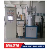 酷斯特科技实验专用热压烧结炉 真空热压炉 碳管烧结炉