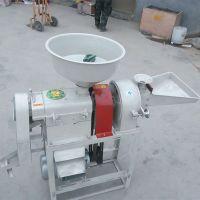 圣鲁新款组合式碾米机 铸铁材质打米磨面机