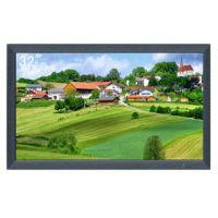 厂家供应32寸液晶监视器 1080P高分辨率 监控专用监视器工控液晶屏
