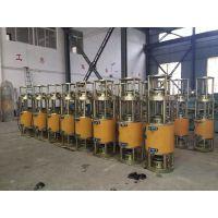 专业生产销售柳州德威姆钢绞线液压连续同步下放千斤顶