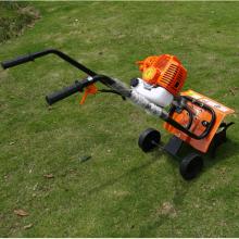 圣鲁汽油微耕机 小型松土机 果园除草机