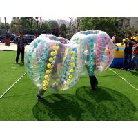 充气碰碰球成人儿童泡泡球擂台赛快乐大本营游戏碰碰球