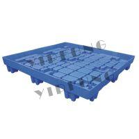 深圳卡板厂 供应九脚型塑胶蜂窝卡板 质量好 干净无毒 防渗漏 提供ROHS报告