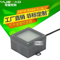 粤耀照明供应新款方形LED点光源压铸铝像素灯楼宇亮化酒店KTVyy-dgy-001