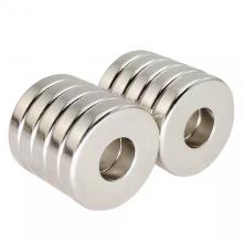 供应  磁性挂钩钕铁硼强磁 圆形磁铁Φ12强力双面磁铁 高品质