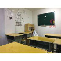 广州U型挂纸白板2天河可旋转展示画板2培训写字黑板