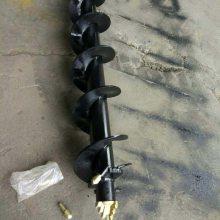 艾迪厂家生产挖掘机螺旋搅刀一件代发闪电发货