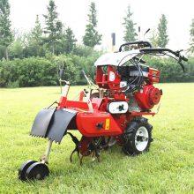 西藏动力强进的开沟机 芝麻管理旋耕除草机 高端品质制造开沟机