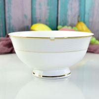 唐山浩新厂家批发骨瓷家用米饭碗 创意礼品陶瓷餐具套装 酒店碗盘碟勺定制