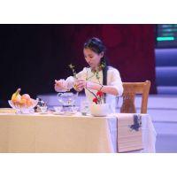 广州茶艺师表演、高端创意茶艺师演出、美女茶艺师