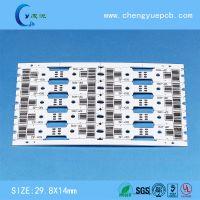 航空PCB电路板FR4单双面FPC柔性电路板软性排线,成悦电子钢性铜电解铜料直销产品