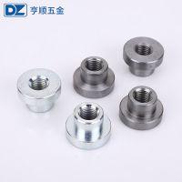 定制碳钢材质T型焊接螺母 T型螺母 t型焊接螺母