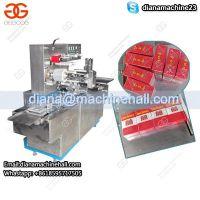 Auto Cellophane Film Wrapping Machine for Small Box Plastic Cellophane Wrapper for Cigarette