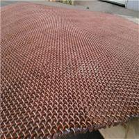 供应45目紫铜网 高纯度C1010无氧铜板网 tuoo质量体系
