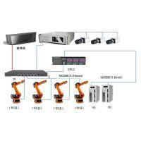 机器人模拟生产线典型自动控制系统