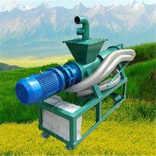 有机物料干湿分离机 养殖场新式脱离机 抽取式分离机 厂家