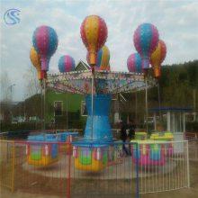 外观新颖的室外公园游乐设备桑巴气球sbqq三星厂家直销