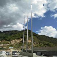 耀恒 项目部工地旗杆高度标准 不锈钢旗杆施工方案XMW854