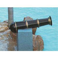 广州润乐水上乐园设备提供戏水小品——小品水炮