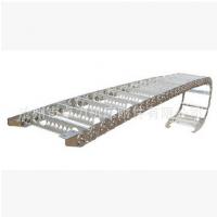 【卓力】直销 供应机床附件 拖链 钢拖链 钢铝拖链 TL金属拖链
