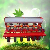 单行白菜蔬菜播种机 拖拉机五行桔梗播种机 启航牌谷子高效精播机