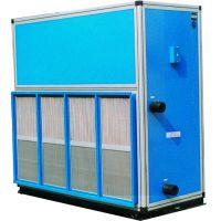 深圳立式暗装风柜 8000风量四排管风柜 中央空调风柜 换热新风工况风柜