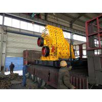 郑州正德机械无筛底双级粉碎机 高效节能煤矸石粉碎机