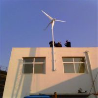 直销2000W小型家用永磁低风速风力发电机 晟成专业制造