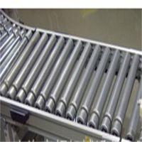 牙克石带驱动式滚筒输送机 螺旋输送给料机安全可靠