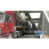 鹤洲工厂搬迁搬厂深圳西乡鹤洲机器设备起重吊装卸搬运输移位定位