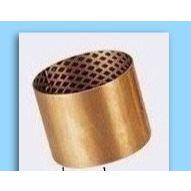 上海臻璞滑动轴承厂专业生产FB09G青铜镶嵌润滑轴承