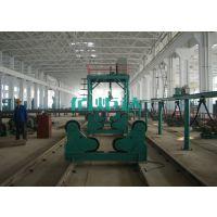 锥管 圆管 菱形管纵缝焊接专用设备 佰炬达焊接方案