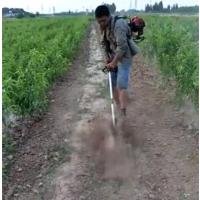 宏燊汽油除草机 果园背负式锄草机 大棚菜地微耕松土机