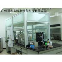 桌上型通风橱尺寸规格 禄米实验室设备 1200×800×1500(含底座高度620)