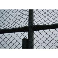 球场勾花围网现货厂家安装流程