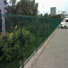 铁艺护栏网 不锈钢防护网 铁蒺藜防护网