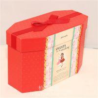 节日糖果盒 礼品盒 喜庆创意礼盒 工厂定制