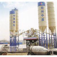 精品连体HZS50混凝土搅拌站供应厂家