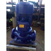哪个品牌的管道泵好?ISG40-100 0.55KW 12.5M不锈钢优质管道泵 众度泵业