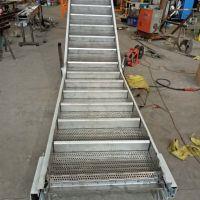 非标定制304蘑菇清洗烘干流水线链板输送机 900型正捷不锈钢链板输送机