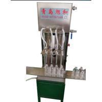 青岛旭和设备制造,专业生产全/半自动灌装机,理瓶机,拧盖搓盖机贴标机