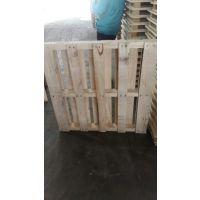 胶州木托盘厂家木栈板尺寸定做四面进叉