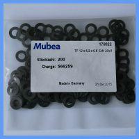 Mubea、 进口弹簧 主轴碟形弹簧12*5.2*0.5