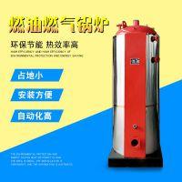 厂家直销立式燃气蒸汽锅炉 环保节能小型蒸汽锅炉 全自动控制