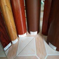 仿黑胡桃木纹管厂家丰佳缘可做7.5米长