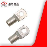 窥口铜鼻子SC-16/8 压接型铜鼻子 永久金具