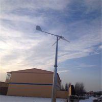 1000W永磁风力发电机 体积小,结构简单、可靠性高