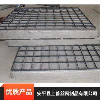 过滤油雾不锈钢除雾网 圆形方形 50-200厚 SP标准型 安平上善定做