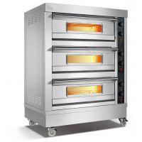 厂家直销面包房烘培设备层式烤炉规格齐全