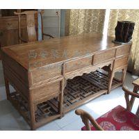 中式办公桌价格_仿古办公桌批发_实木办公桌椅_红木办公桌厂家